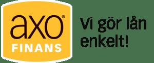 Axo Finans ny logo