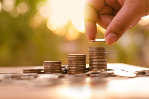 spare penger krone for krone