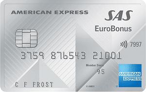 American Express Sas Eurobonus Premium