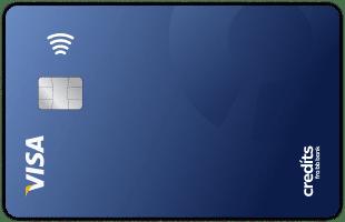 Credits Blue kredittkort