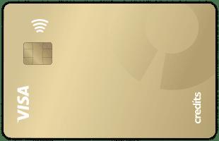Credits Gold Visa